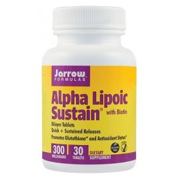ALPHA LIPOIC SUSTAIN 300mg 30tb SECOM